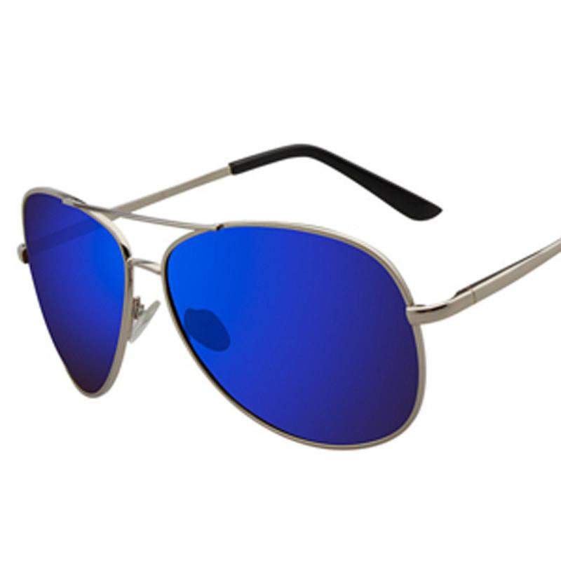 Men's Aviator Sunglasses With 8 Colors! - TrendSettingFashions   - 1