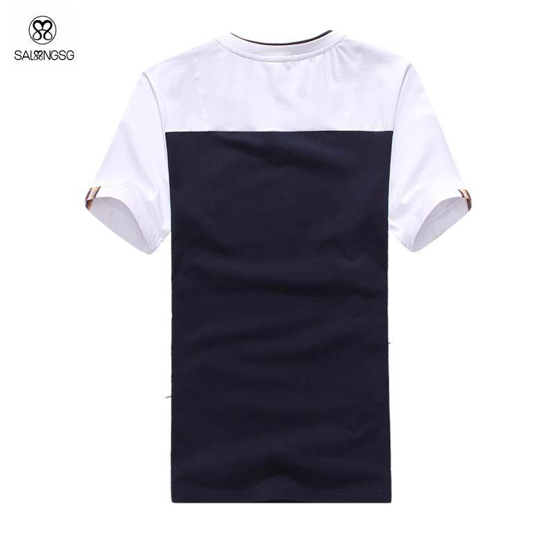 Men's Pocket Fashion T-Shirt - TrendSettingFashions   - 5