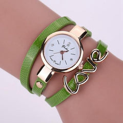 Women's Love Style Watch With 5 Colors! - TrendSettingFashions   - 1