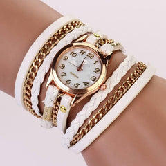 Hot Vintage Women's Bracelet Watch With 11 Colors! - TrendSettingFashions   - 1