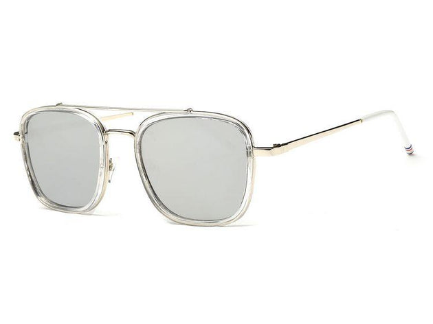 Fashion Metal Frame Sunglasses - TrendSettingFashions