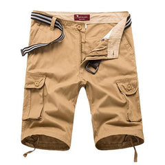 Men's Summer Army Cargo Shorts - TrendSettingFashions   - 2