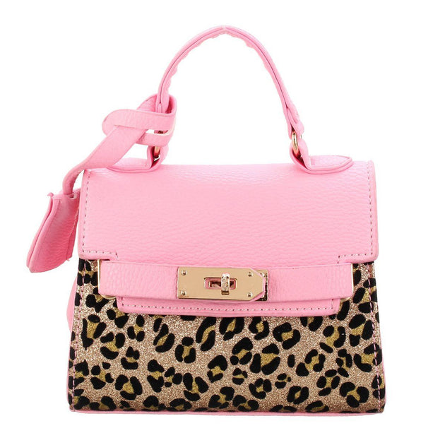 Women's Fashion Leopard Shoulder Cross Body Bag In 5 Colors! - TrendSettingFashions