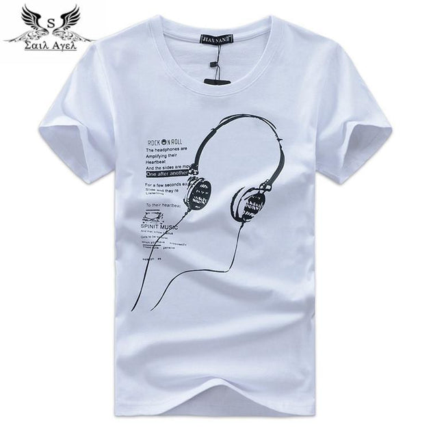 Music Is Life T-Shirt - TrendSettingFashions