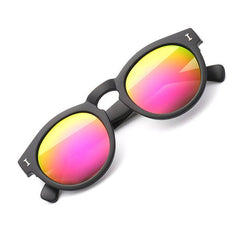 Vintage Round Sunglasses With 10 Color Options - TrendSettingFashions   - 11