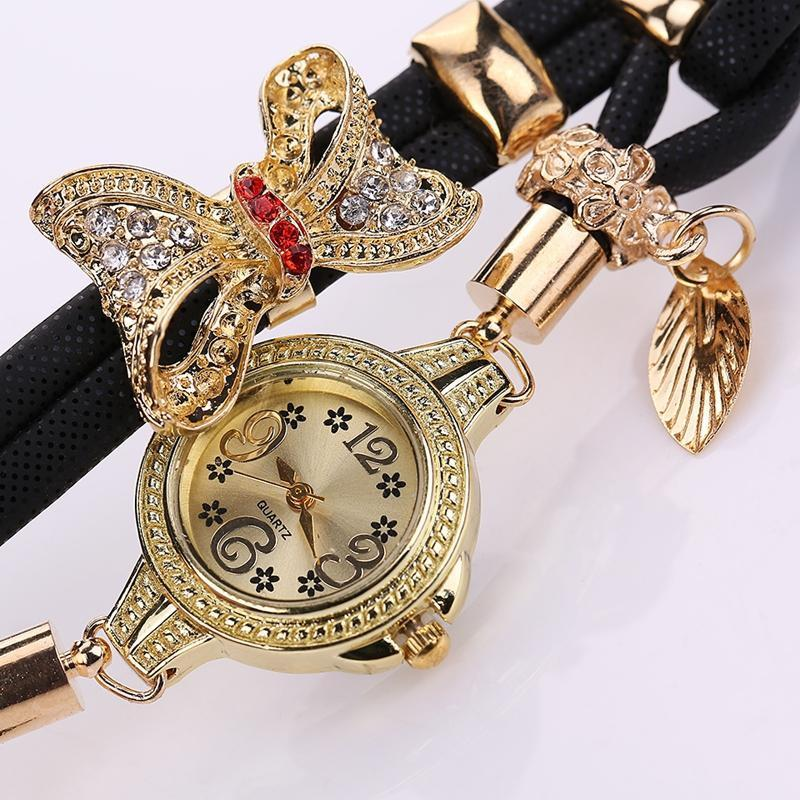Women's Bow Tie Fashion Watch In 7 Colors! - TrendSettingFashions   - 8