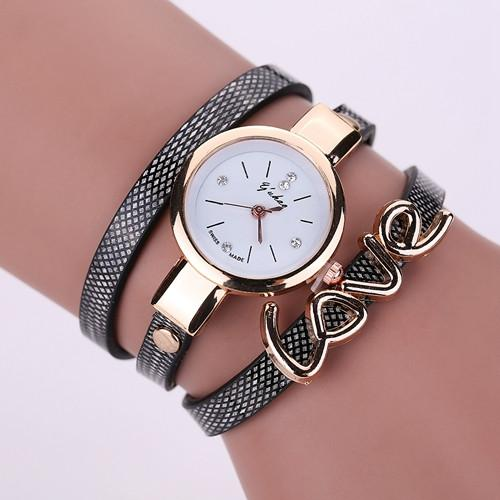 Women's Love Style Watch With 5 Colors! - TrendSettingFashions   - 3