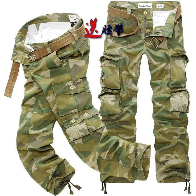 Men's Camouflage Pants - TrendSettingFashions