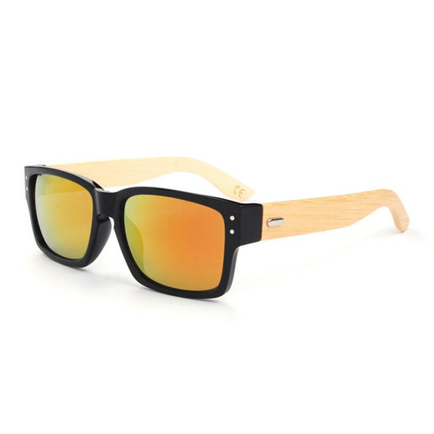 Men's Bamboo Sport Glasses In 8 Colors! - TrendSettingFashions