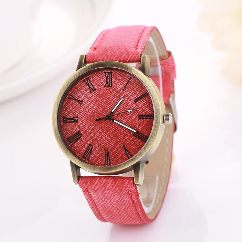 Women's Match Fashion Watch with 10 Colors! - TrendSettingFashions   - 1