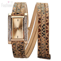 Women's Leopard Print Fashion Watch with 8 colors! - TrendSettingFashions   - 1