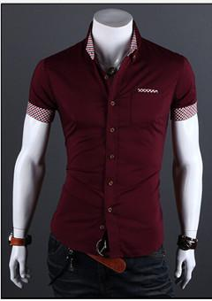 Men's 4 Color T-Shirt - TrendSettingFashions