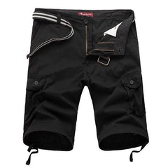 Men's Summer Army Cargo Shorts - TrendSettingFashions   - 1