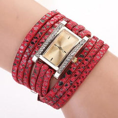 Women's Leopard Print Fashion Watch with 8 colors! - TrendSettingFashions   - 4