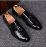 Men's Tassel Oxfords In 3 Colors - TrendSettingFashions