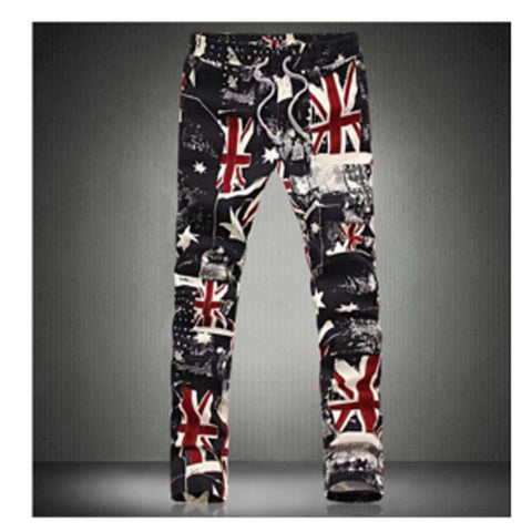British All The Way Jeans