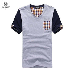 Men's Pocket Fashion T-Shirt - TrendSettingFashions   - 2