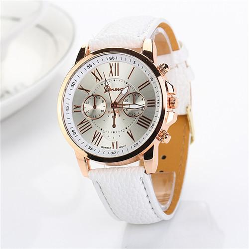 Women's Fashion Watch with 8 Colors - TrendSettingFashions   - 8