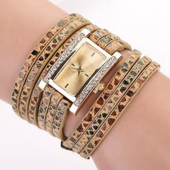 Women's Leopard Print Fashion Watch with 8 colors! - TrendSettingFashions   - 8