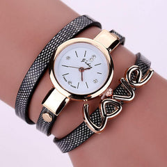 Women's Love Style Watch With 5 Colors! - TrendSettingFashions   - 2