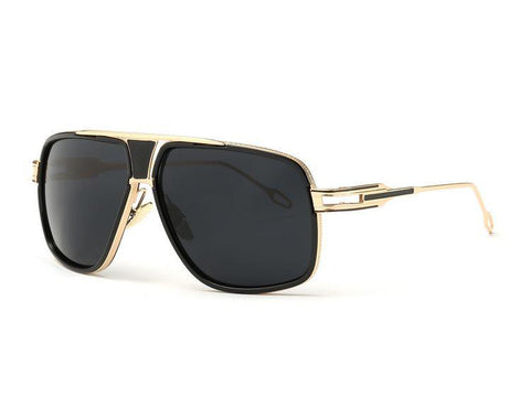 Big Frame Hollywood Style Men's Sunglasses