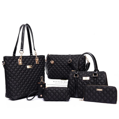 Women's 6PCS/Bag Set, HUGE Value 5 Color Options - TrendSettingFashions
