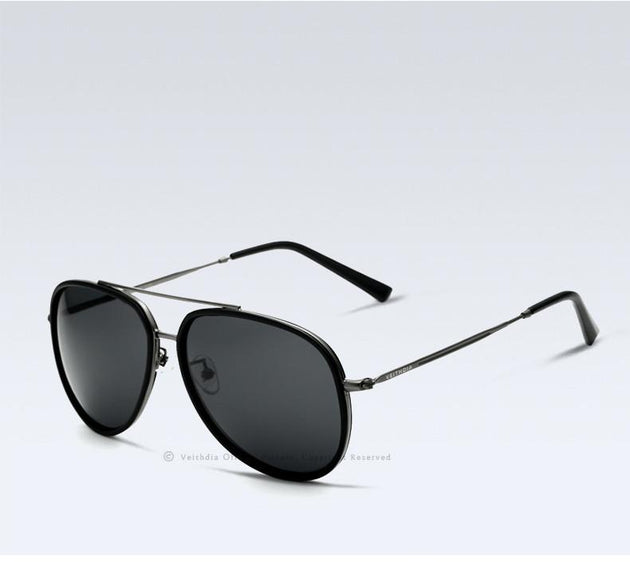 Men's Thick Framed Aviators - TrendSettingFashions