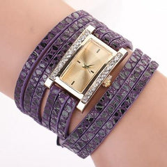Women's Leopard Print Fashion Watch with 8 colors! - TrendSettingFashions   - 2