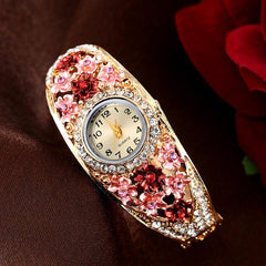 Women's Rose Watch In 6 Colors - TrendSettingFashions   - 1