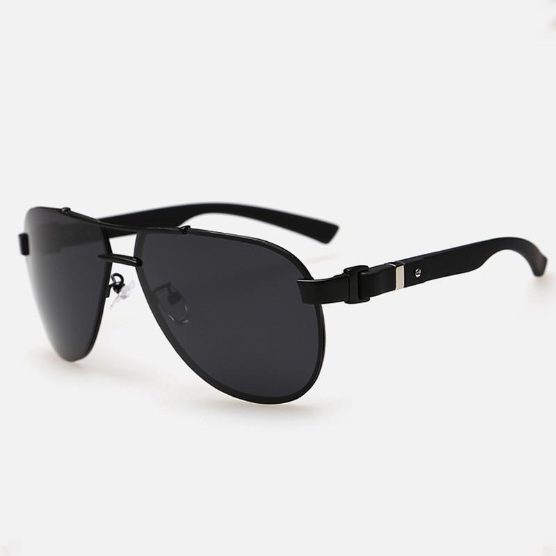 polarized aviator sunglasses bkpi  Men's Classic Polarized Aviator Sunglasses In 4 Styles