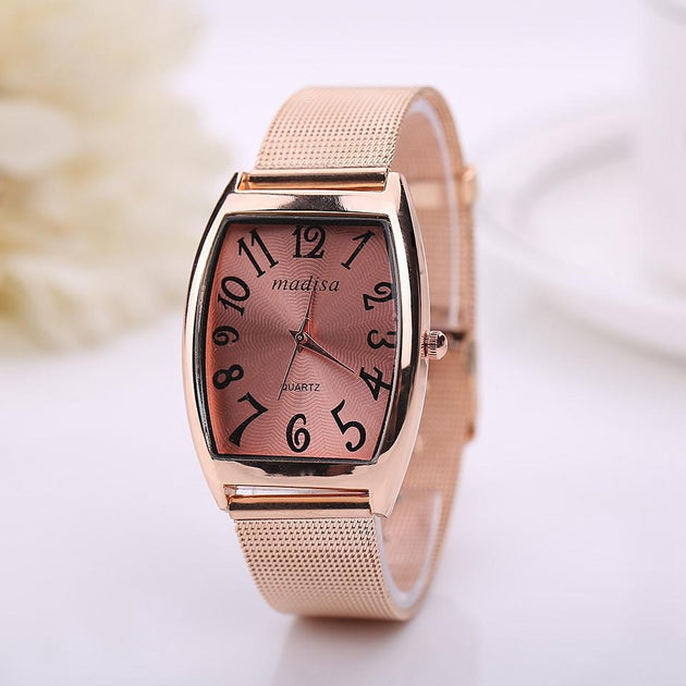 Women's Flashy Fashion Watch with 2 colors - TrendSettingFashions