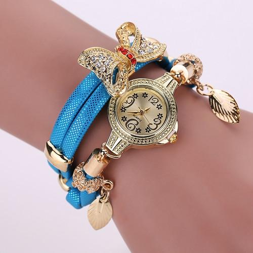 Women's Bow Tie Fashion Watch In 7 Colors! - TrendSettingFashions   - 7