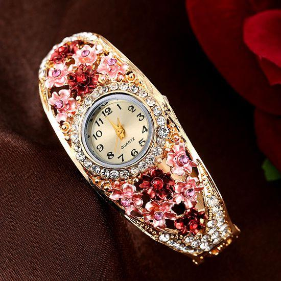 Women's Rose Watch In 6 Colors - TrendSettingFashions   - 4