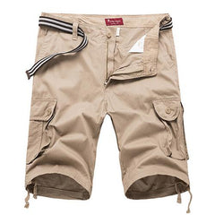 Men's Summer Army Cargo Shorts - TrendSettingFashions   - 5