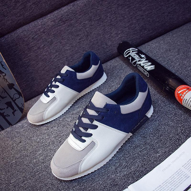 Men's Breathable Sport Flats - TrendSettingFashions