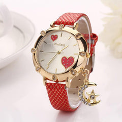 Women's Love You To The Moon And Back Fashion Watch In 8 Colors - TrendSettingFashions   - 1