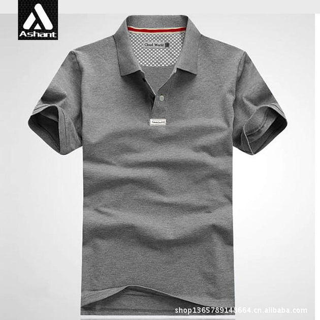 Men's Fashion Polo Up To Size 8XL! - TrendSettingFashions