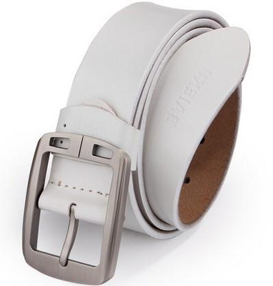 Men's Classic Buckle Belt - TrendSettingFashions
