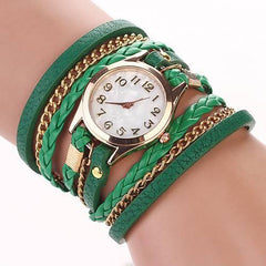 Hot Vintage Women's Bracelet Watch With 11 Colors! - TrendSettingFashions   - 12