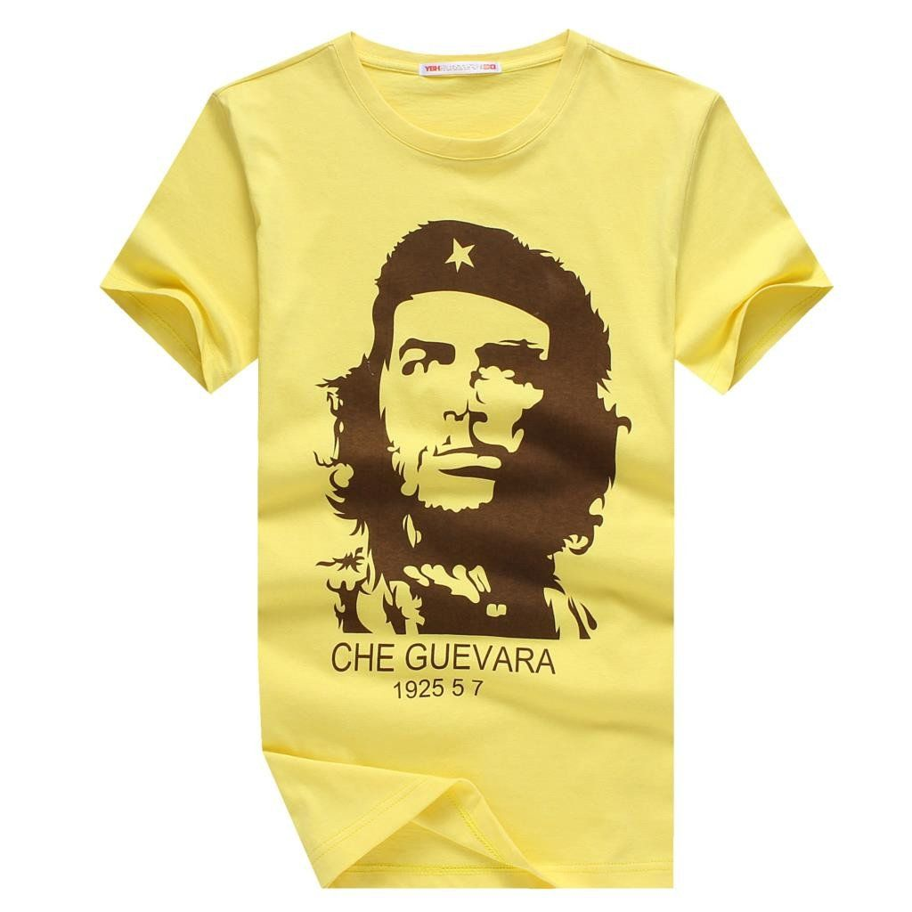 CHE GUEVARA Short Sleeve T-Shirt - TrendSettingFashions   - 3