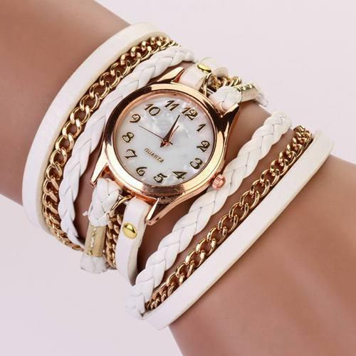 Hot Vintage Women's Bracelet Watch With 11 Colors! - TrendSettingFashions   - 3