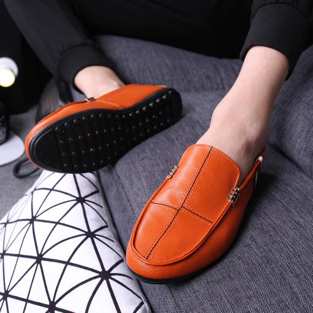 Men's Fashion Breathable Moccasins - TrendSettingFashions