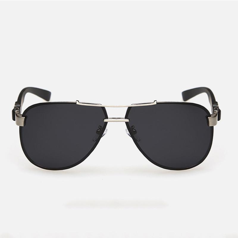 Men's Classic Polarized Aviator Sunglasses In 4 Styles - TrendSettingFashions   - 4