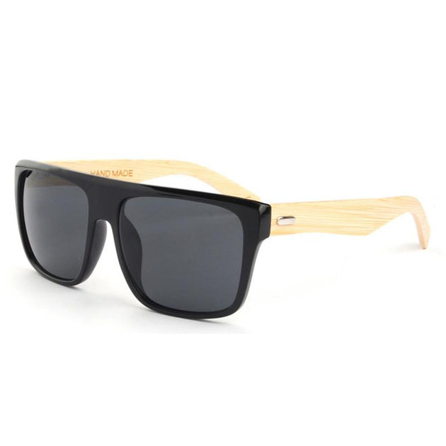 Men's Bamboo Rectangle Style In 7 Colors! - TrendSettingFashions