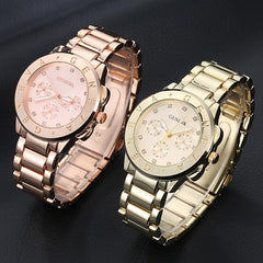 Women's Sleek Watch with 3 Colors - TrendSettingFashions   - 6