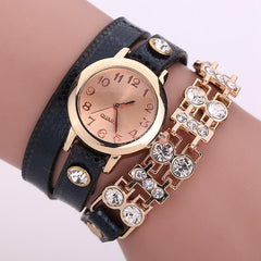 Women's Bracelet Rivet Watch In 9 colors! - TrendSettingFashions   - 2