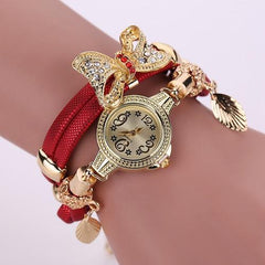 Women's Bow Tie Fashion Watch In 7 Colors! - TrendSettingFashions   - 6