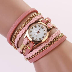 Hot Vintage Women's Bracelet Watch With 11 Colors! - TrendSettingFashions   - 5