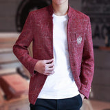 Men's Unique Stylish Blazer Up To 5XL - TrendSettingFashions