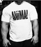 Men's Animal Gym Workout Shirt In 2 Different Styles - TrendSettingFashions